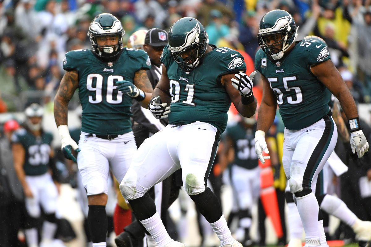 Eagles News: Philadelphia's defense leads the NFL in generating pressure  ... by a lot - Bleeding Green Nation