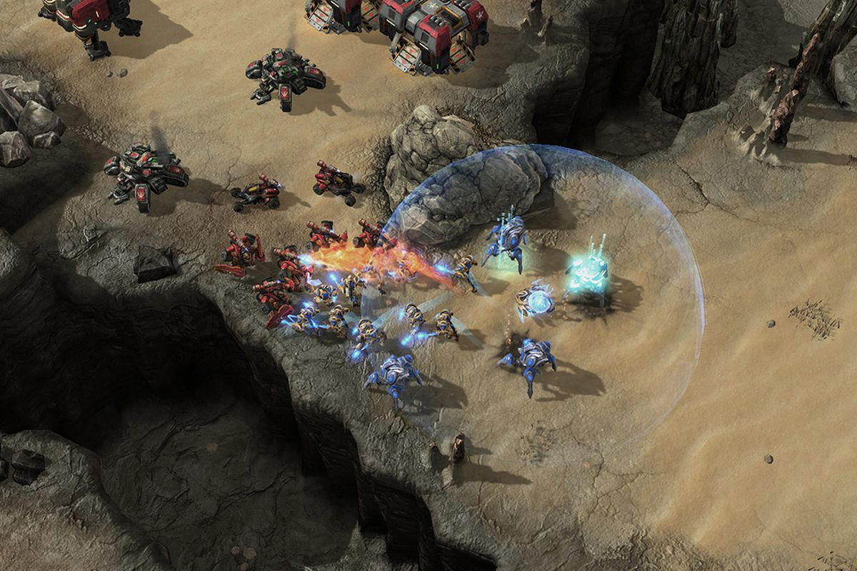 Protoss player SoS becomes the first two-time StarCraft 2 World
