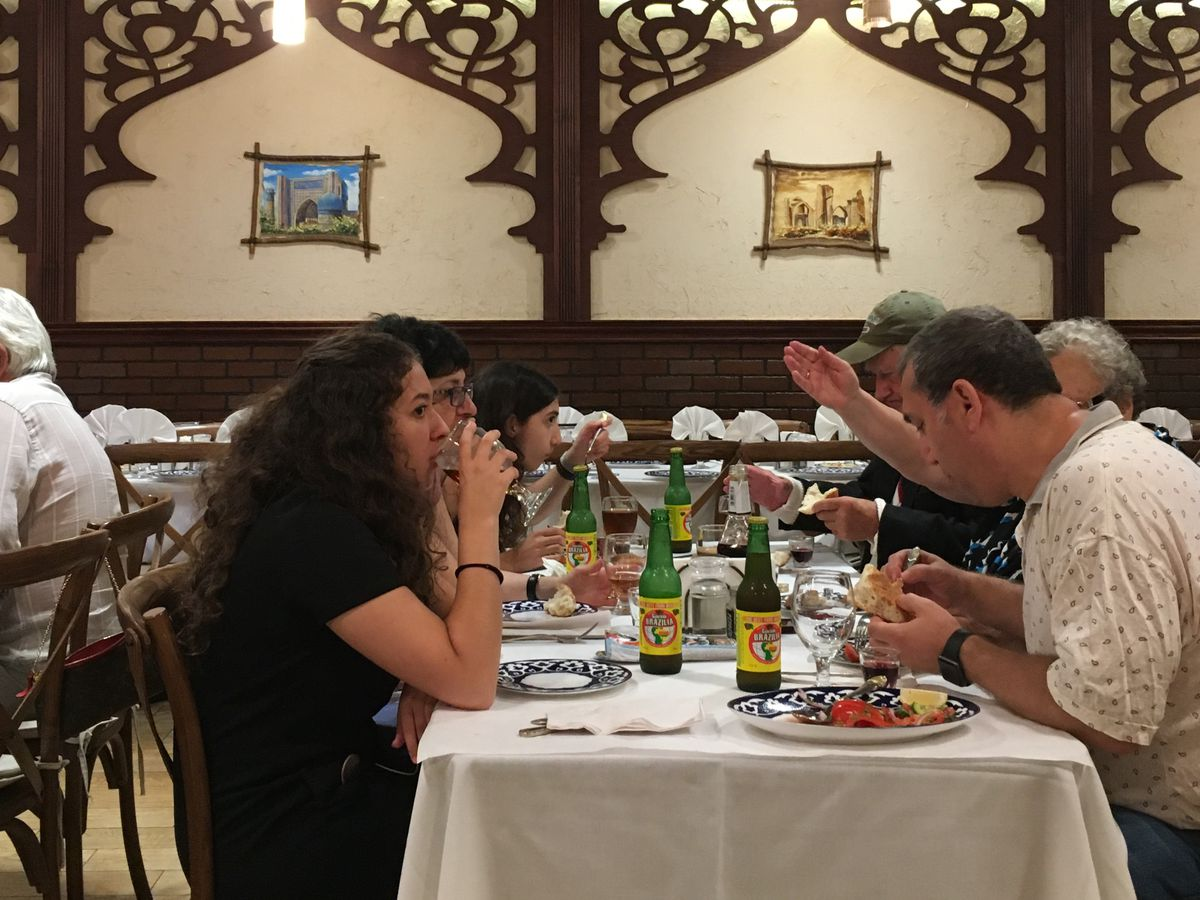 Taste of Samarkand