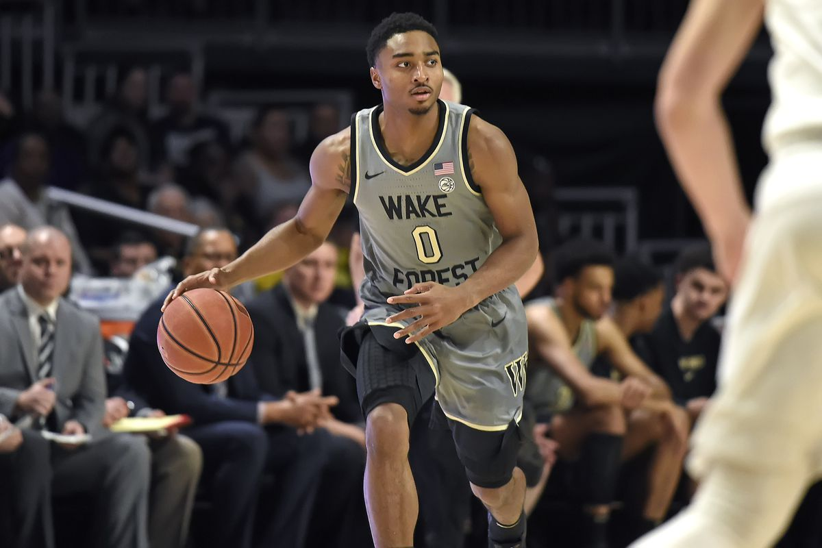 COLLEGE BASKETBALL: FEB 15 Wake Forest at Miami