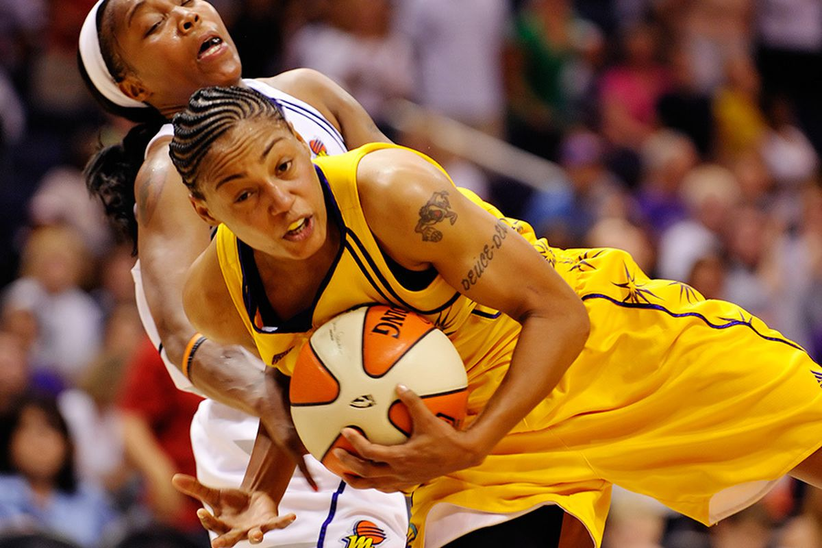 The LA Sparks and Phoenix Mercury will battle it out in the WNBA 2009 Western Conference Finals