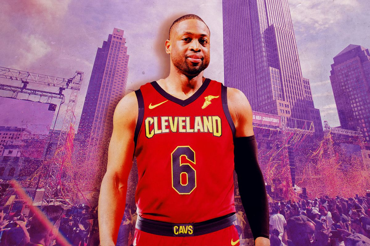 f955a4deb6ff What Dwyane Wade Brings to the Title-Chasing Cavaliers - The Ringer