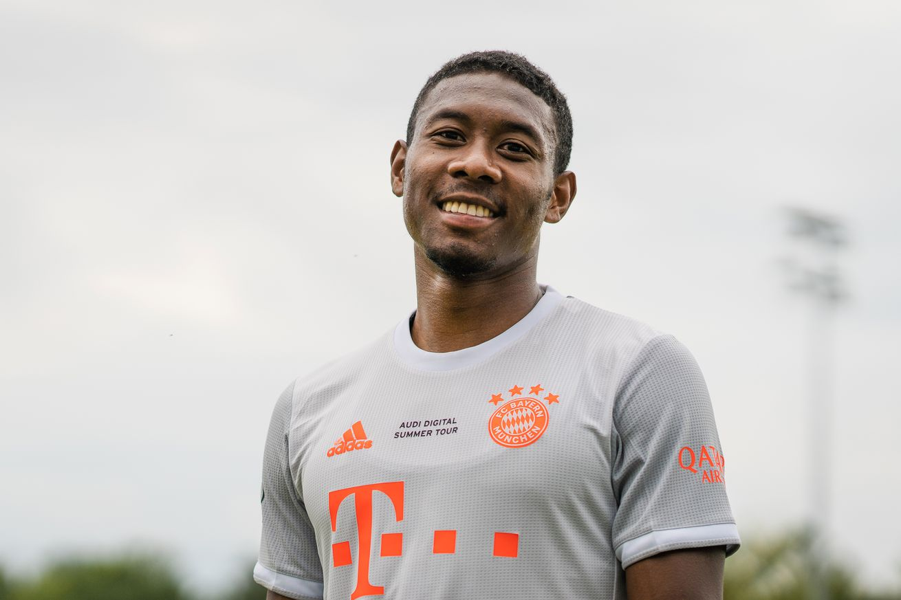 Black Beckenbauer: Rummenigge likens Alaba to Bayern legend; talks to continue in Lisbon during Champions League