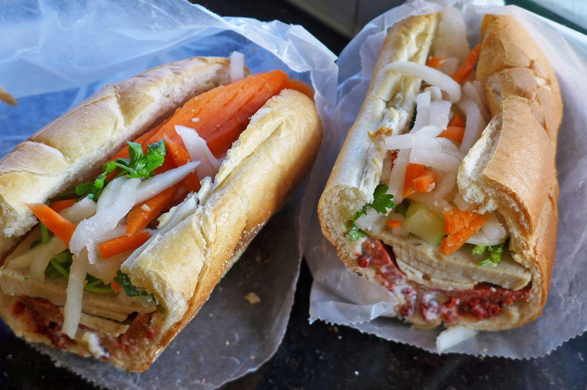 Vietnamese sandwich #1