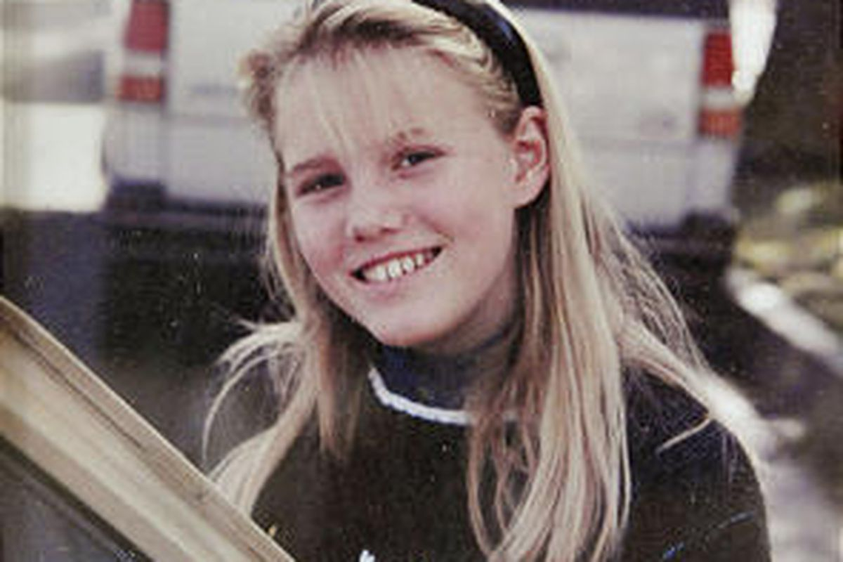 Jaycee Lee Dugard poses in this undated photo provided by her stepfather, Carl Probyn.