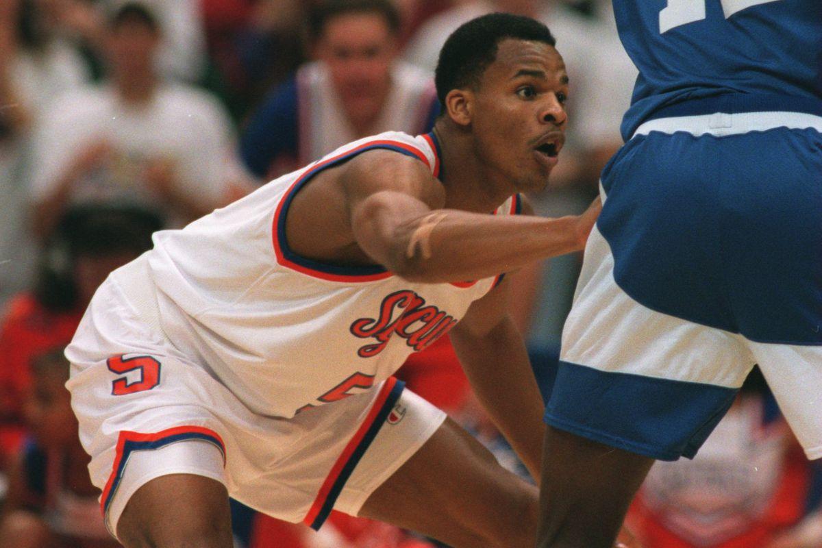 Syracuse Basketball Throwback Thursday Looking Back Lucious