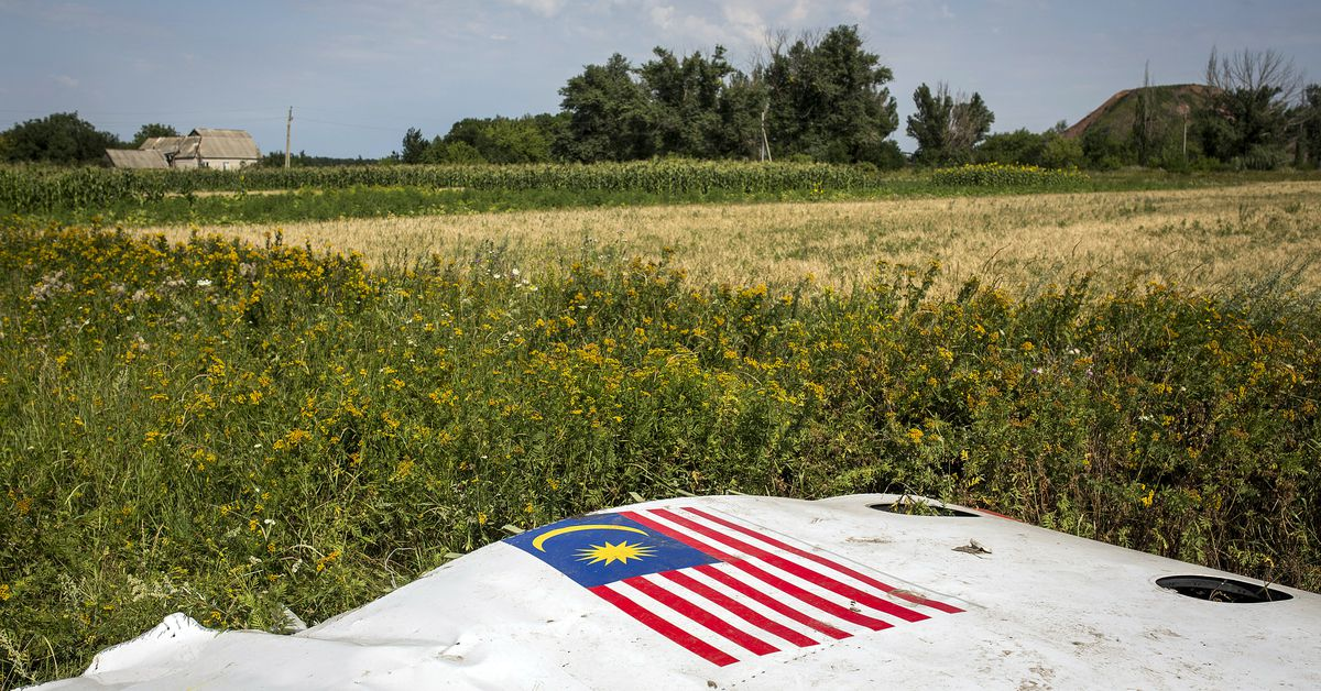 Five years later, 4 suspects named in MH17 downing in Ukraine