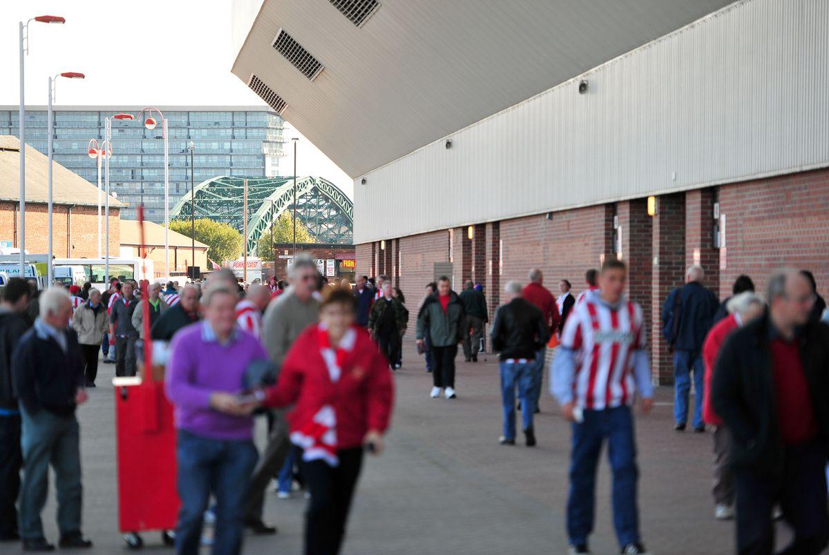 Soccer - Barclays Premier League - Sunderland v Stoke City - Stadium of Light