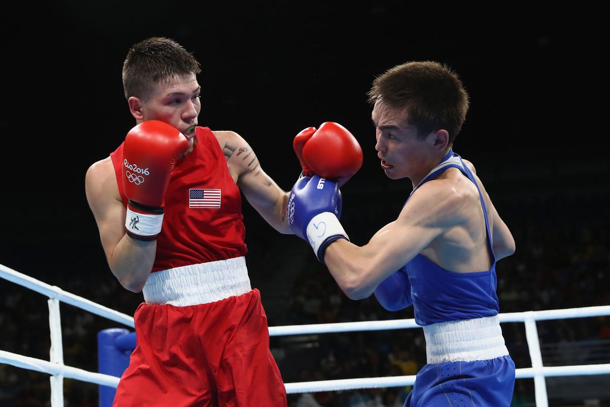 Rio Olympics Boxing Mens Light Flyweight Quarterfinals Set - Olympic boxing schedule