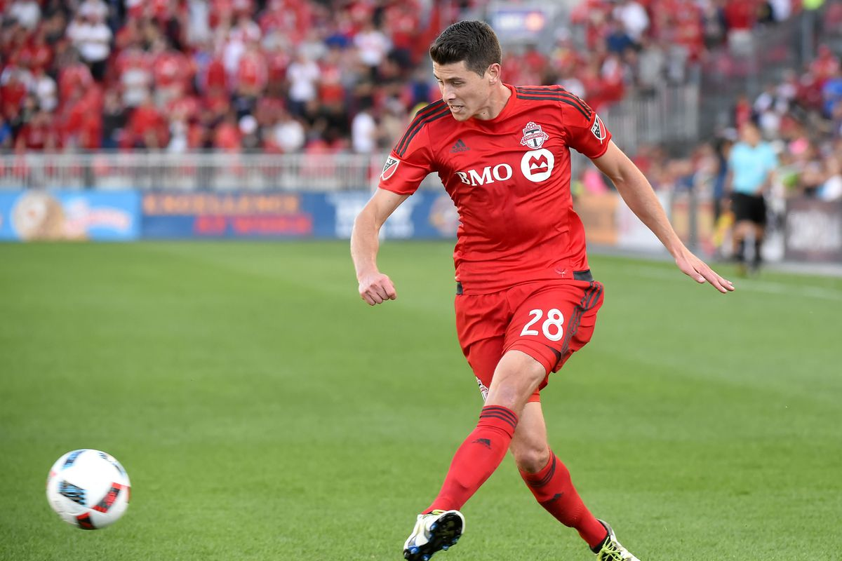 MLS: Seattle Sounders FC at Toronto FC