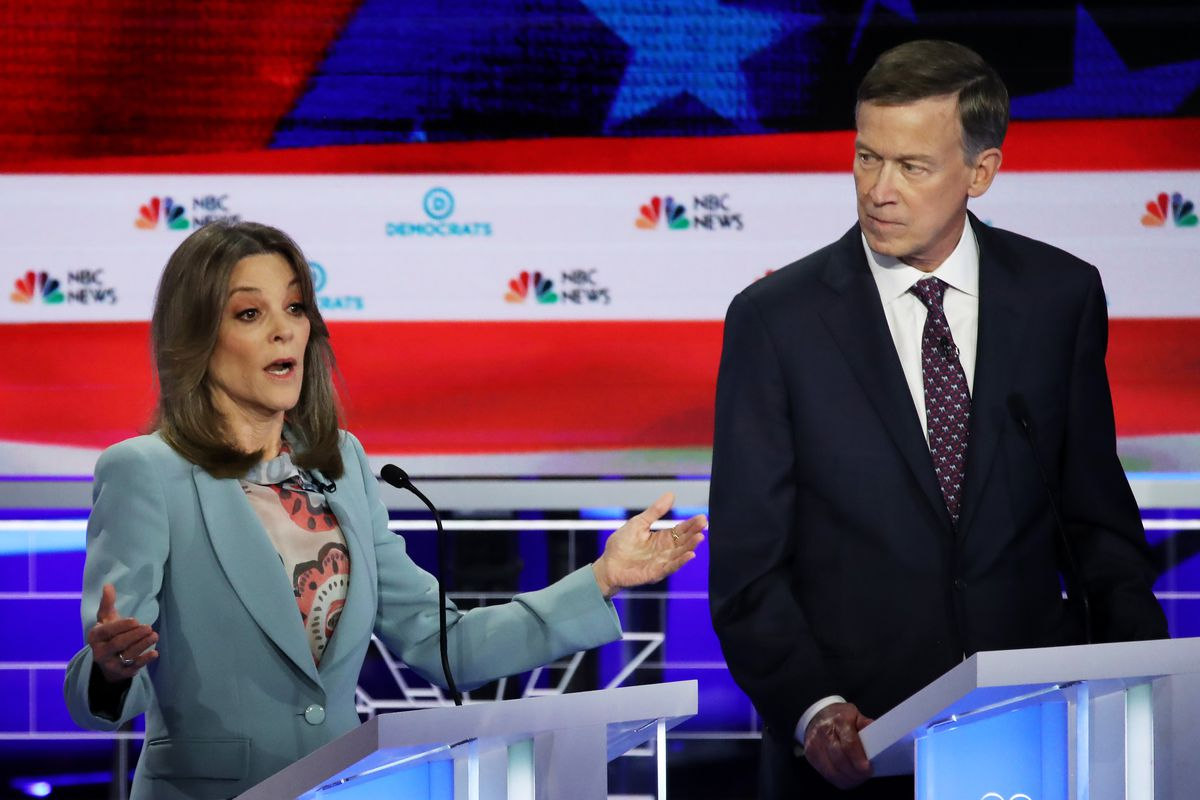 Marianne Williamson Quits 2020 Race But The Memes Live Forever Vox