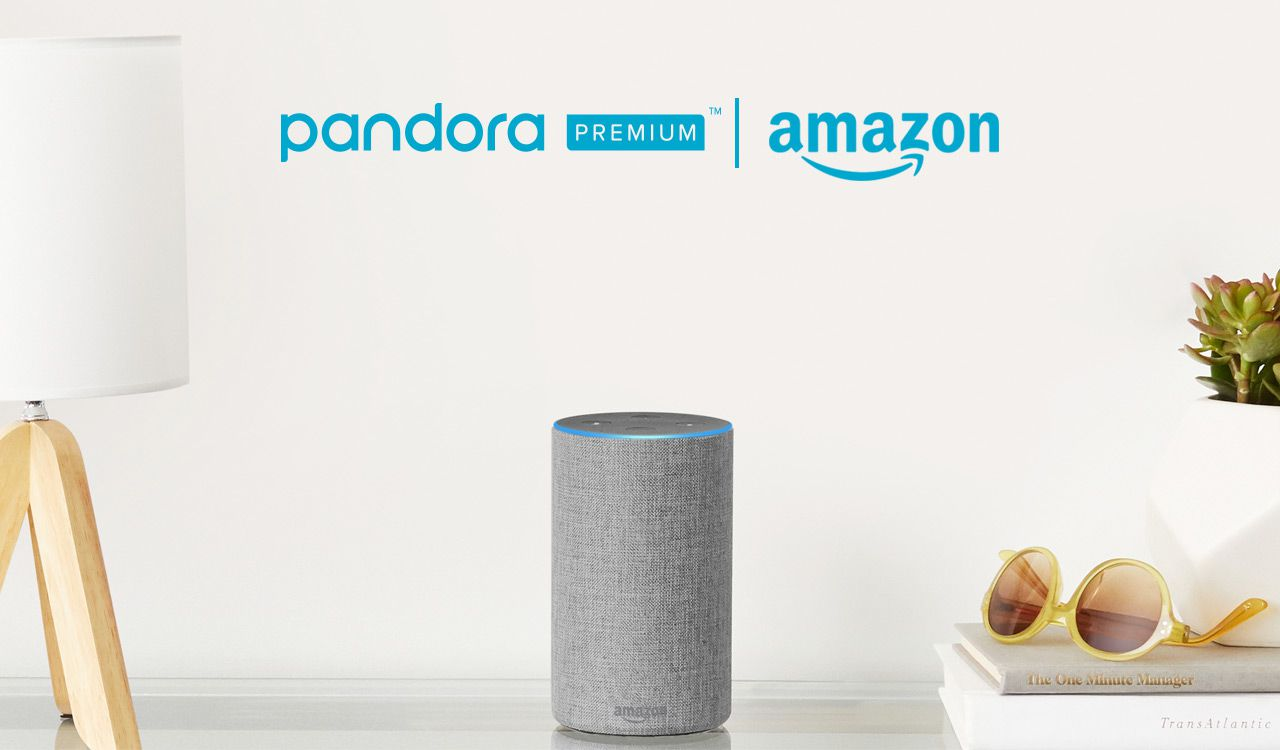 Pandora Premium is now available on Amazon Echo and Alexa