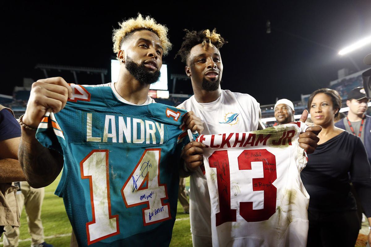 best website 5c352 55884 Can the Dolphins Change Uniforms in 2018? - The Phinsider