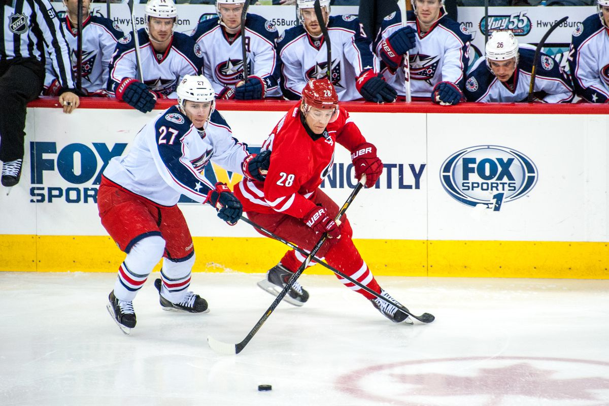 Hurricanes vs. Blue Jackets: Game Preview 1-27-14 - Canes Country