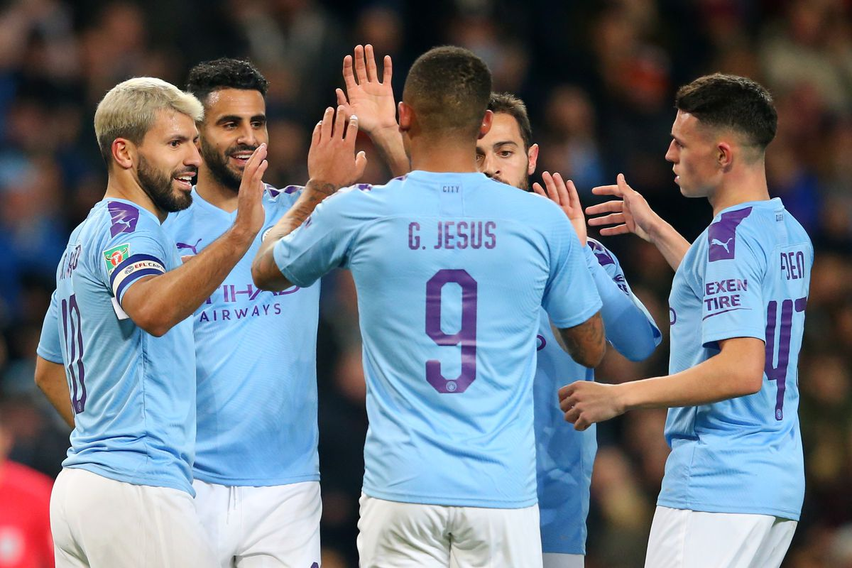 Manchester City v Southampton FC - Carabao Cup Round of 16