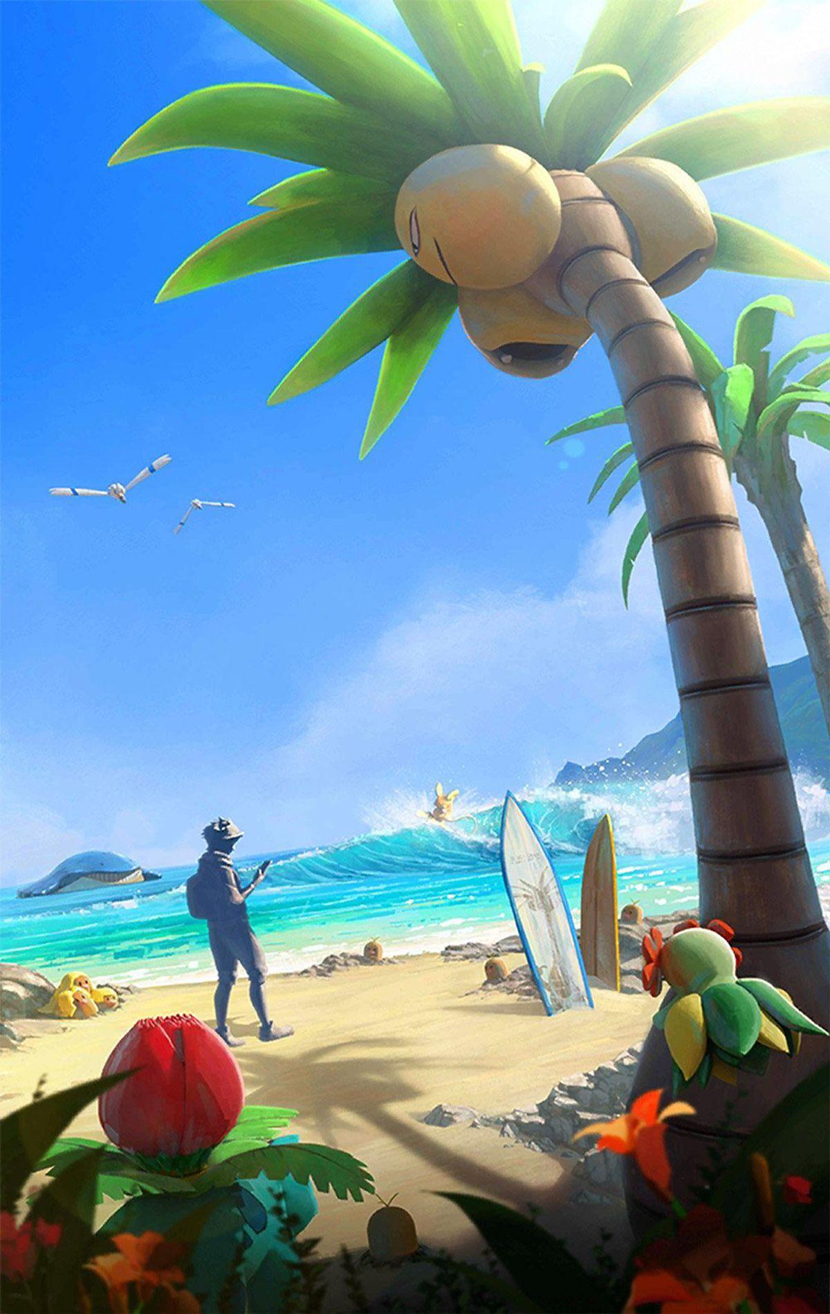 Pokemon GO Animation Week 2020: Tasks and Rewards