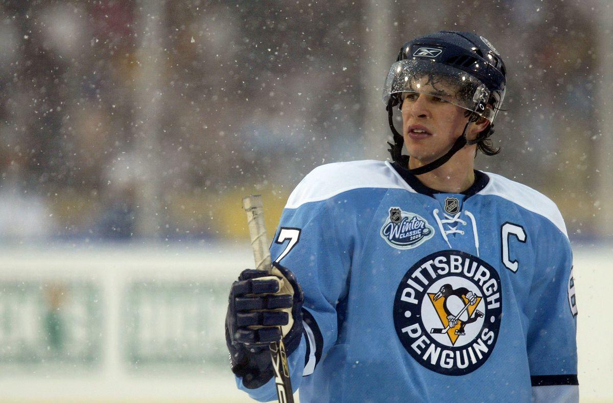 NHL Winter Classic: Pittsburgh Penguins v Buffalo Sabres