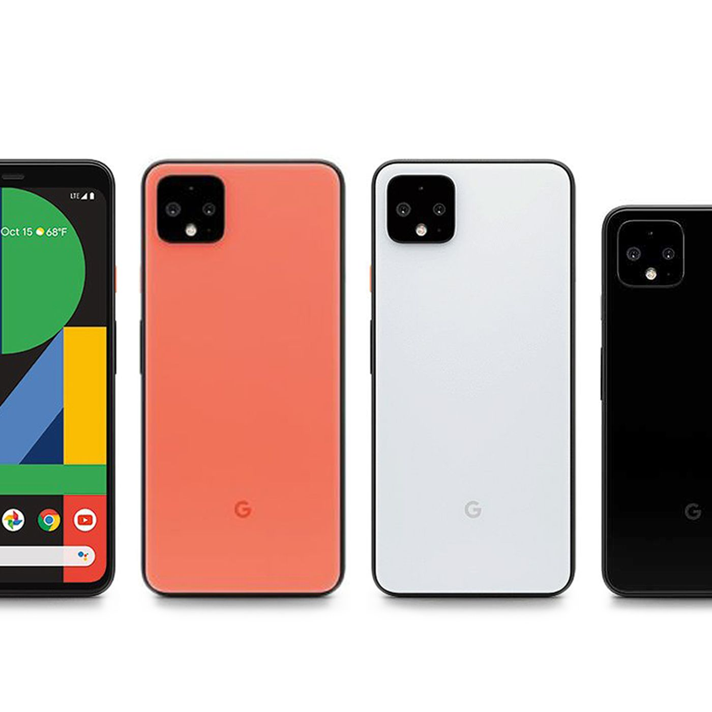Pixel 4 Is The Most Leaked Phone Ever And We Ve Organized