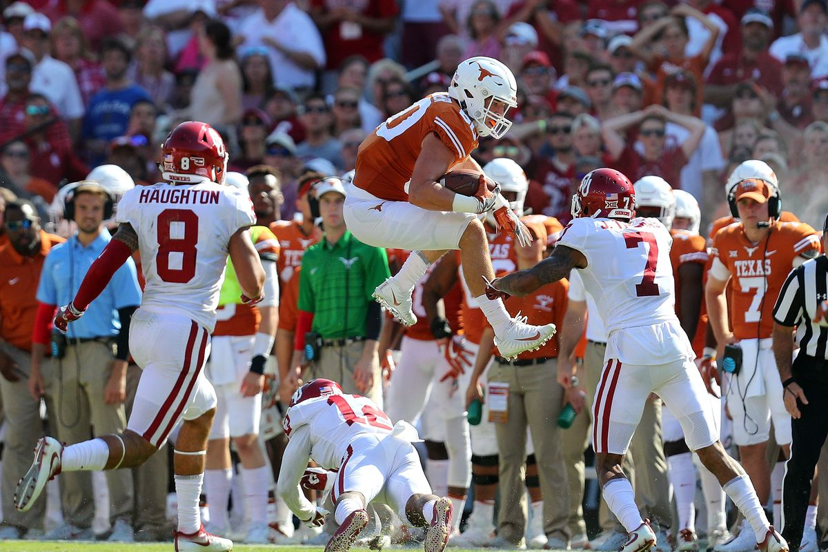 684e6ea7c060 Topping No. 7 Oklahoma would check yet another box for No. 19 Texas ...