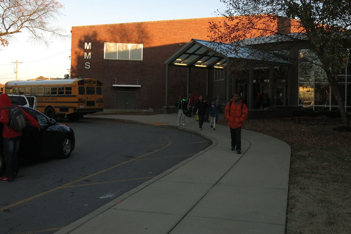 Madison Middle Prep is one of the schools Achievement School District officials and officials from LEAD Public Schools are considering turning around.