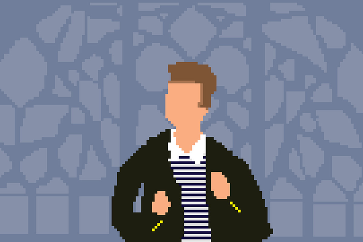 Rick Astley music GIF