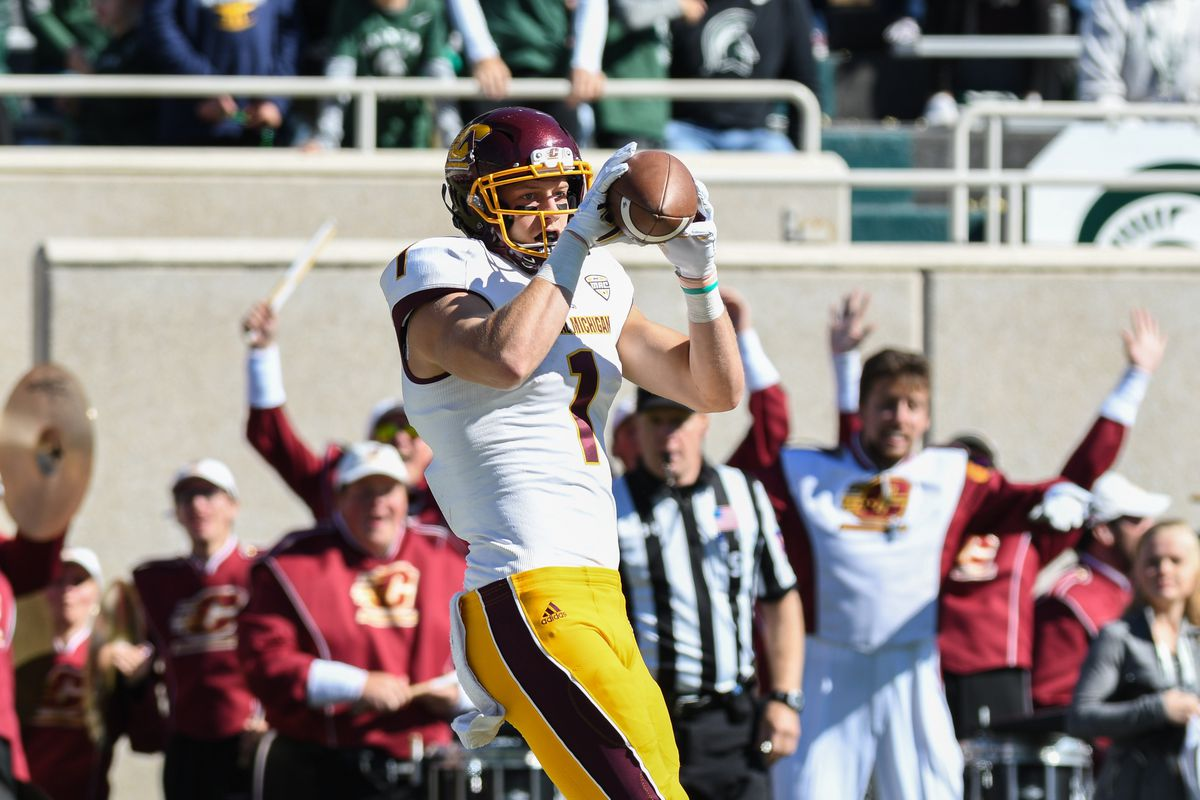COLLEGE FOOTBALL: SEP 29 Central Michigan at Michigan State