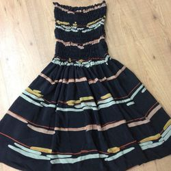 Halston tube dress