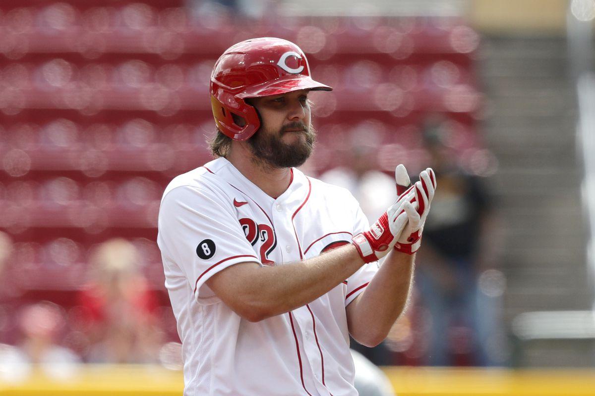MLB: Game One-St. Louis Cardinals at Cincinnati Reds