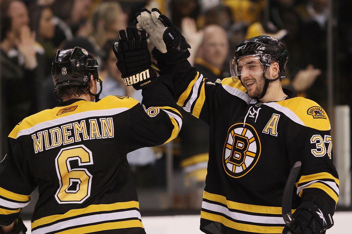 Buffalo Sabres v Boston Bruins - Game Three