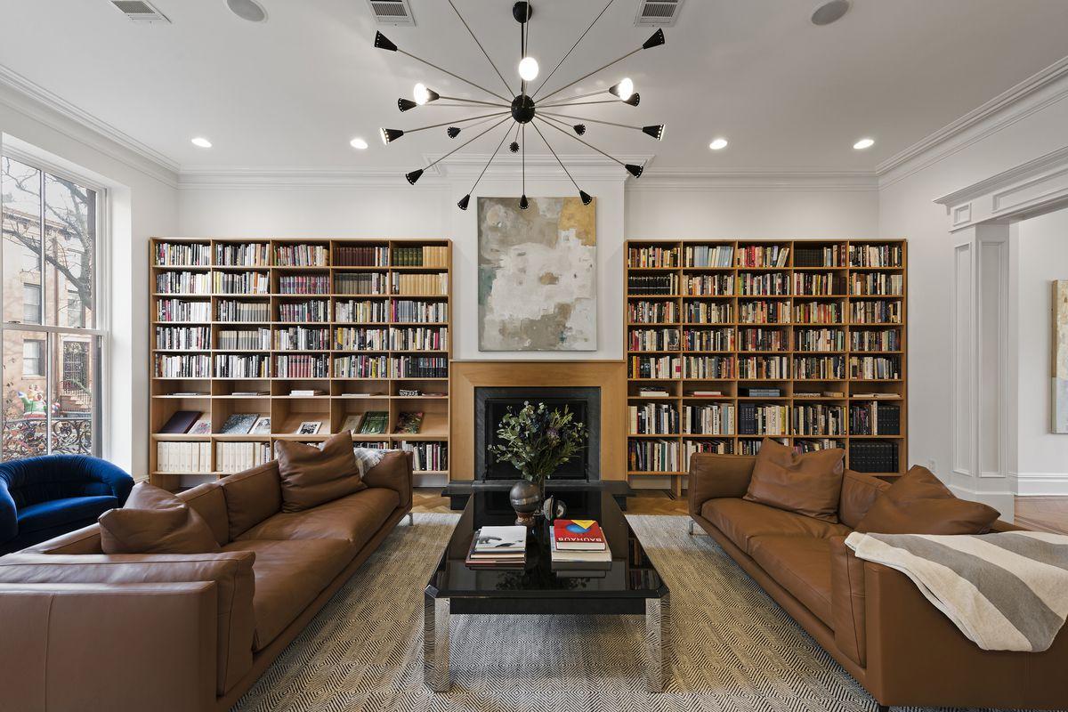 Jonathan Safran Foer S Dreamy Brooklyn Townhouse Sells At
