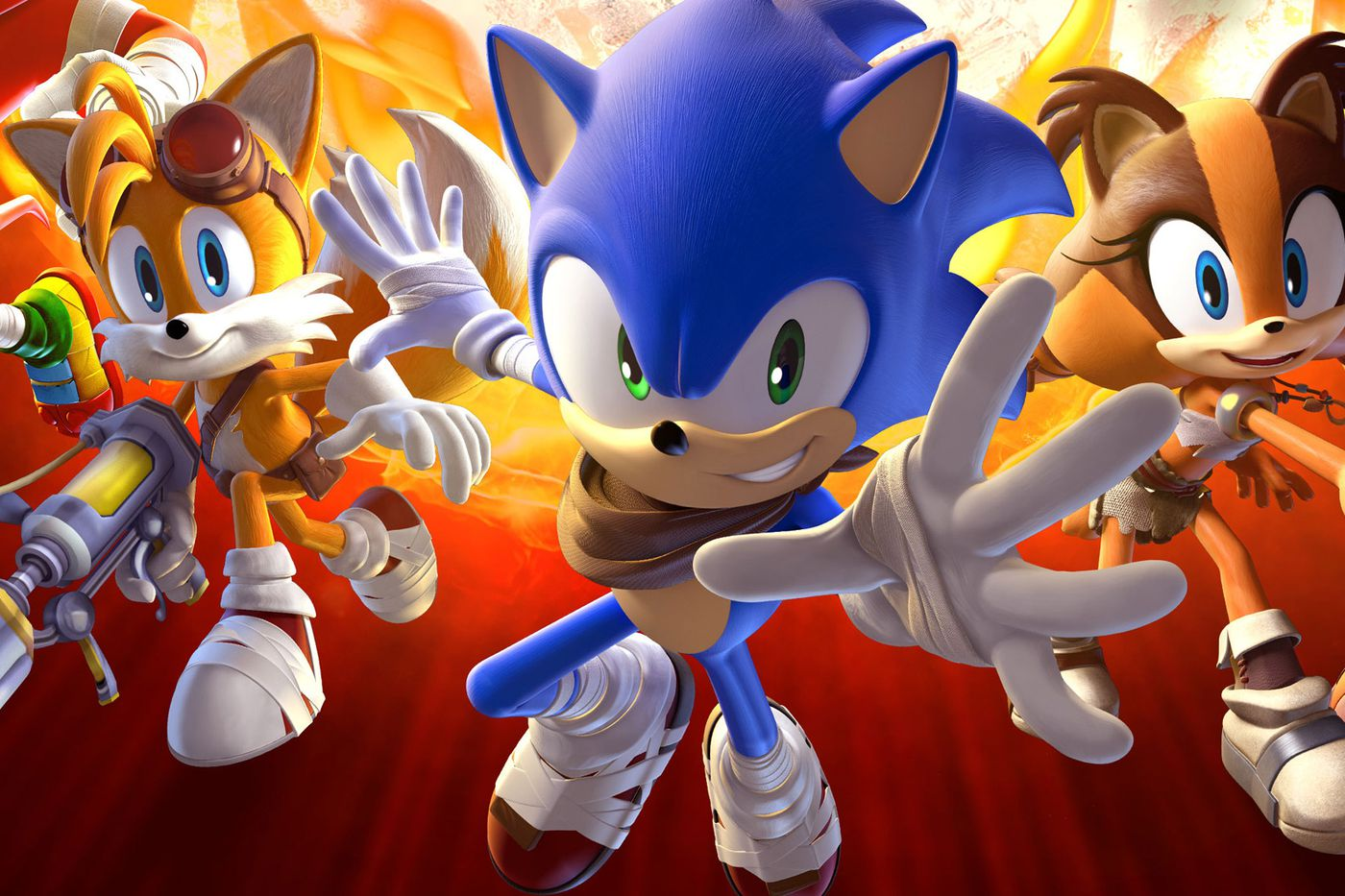 Netflix Announces New Sonic The Hedgehog Animated Series Sonic Prime Polygon