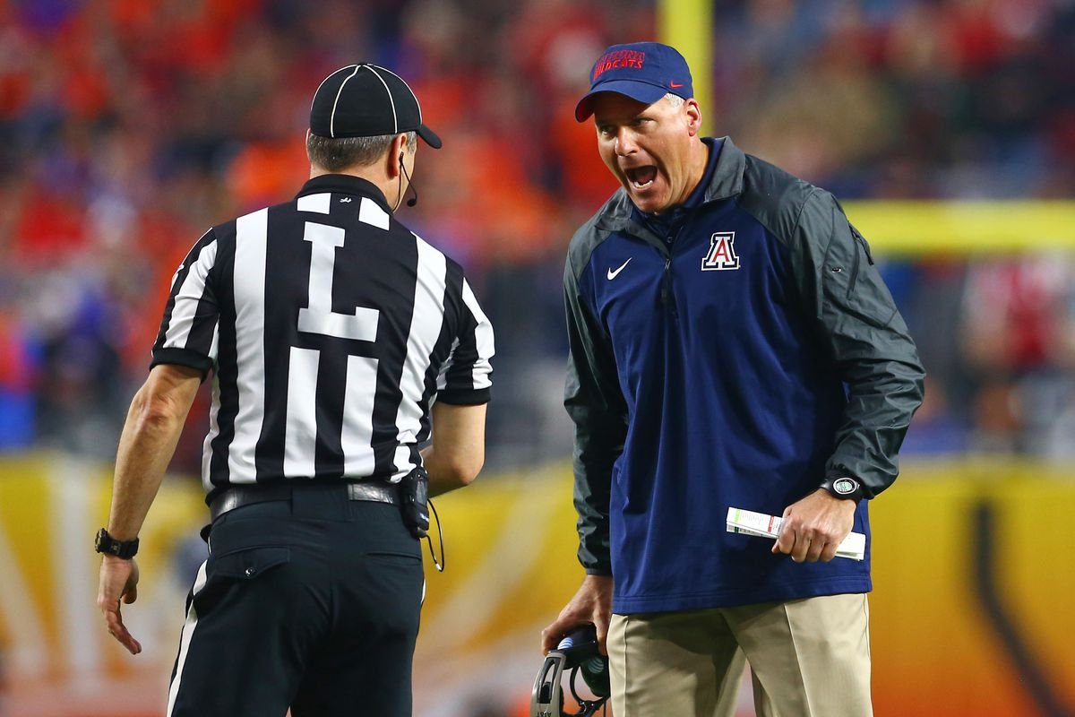 RichRod criticizes Pac-12 scheduling and replay