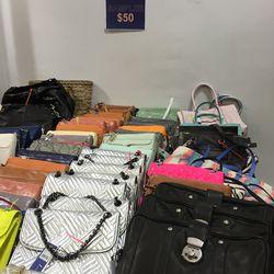 $50 sample bags
