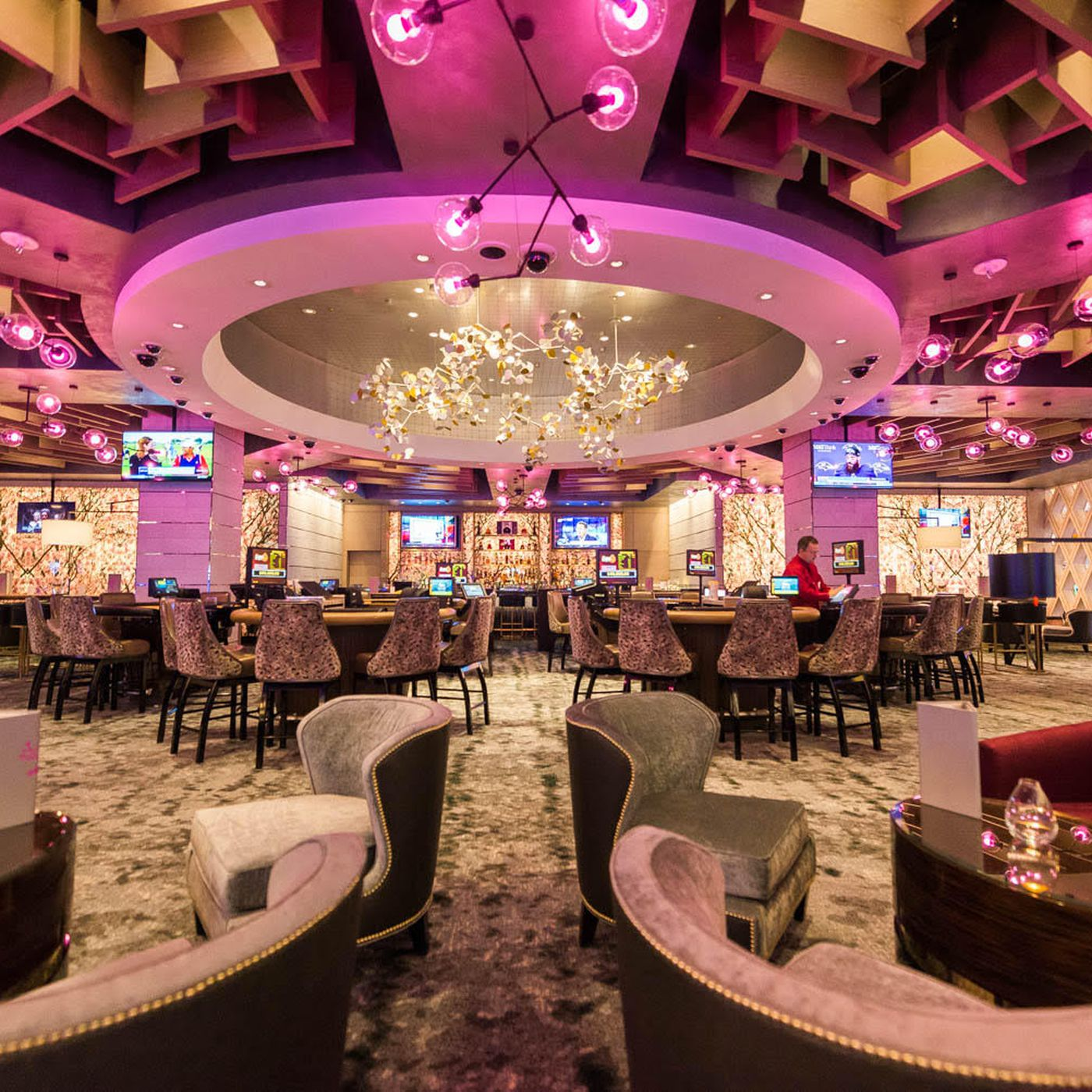 Inside the MGM National Harbor Casino's Many Food