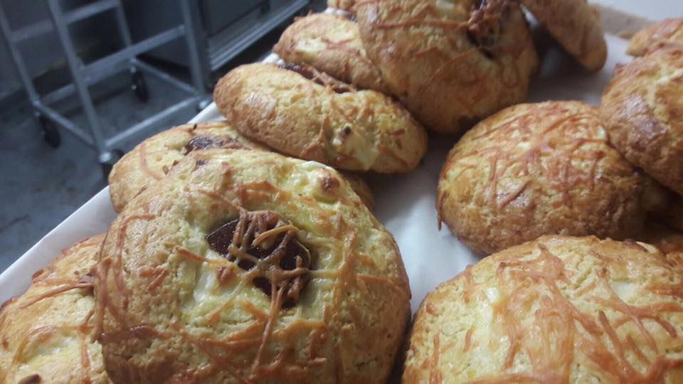 Breads with guava, fresh cheese, and more at Brasil Brazil