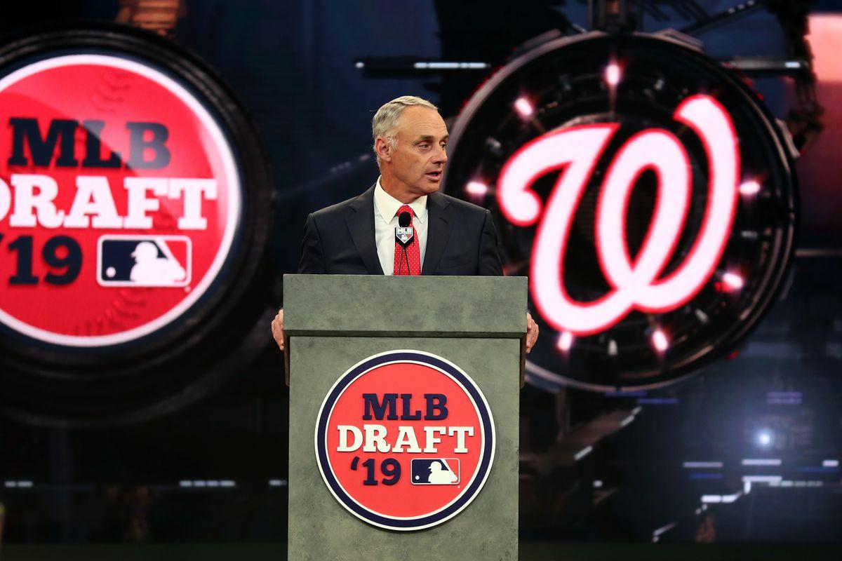 2019 Major League Baseball Draft