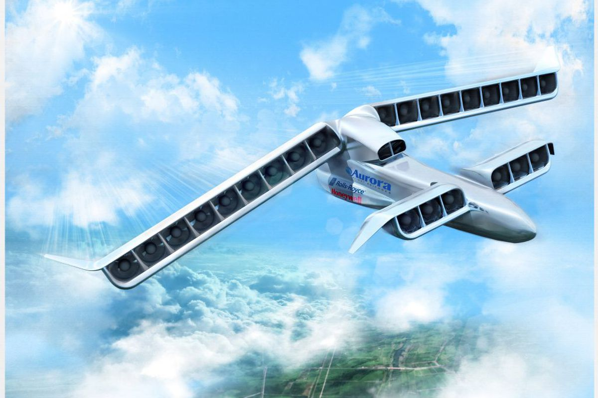 Boeing Buys Autonomous Drone-Maker Aurora Flight Systems""