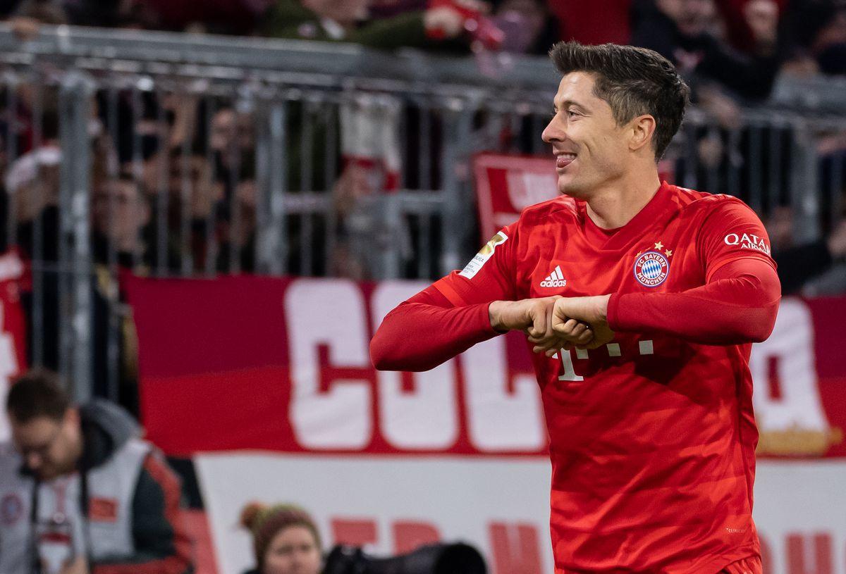 Robert Lewandowski - Bayern Munich - UEFA Champions League