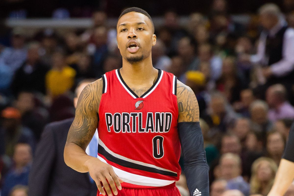 Damian Lillard is the biggest NBA All-Star snub f2f96a115