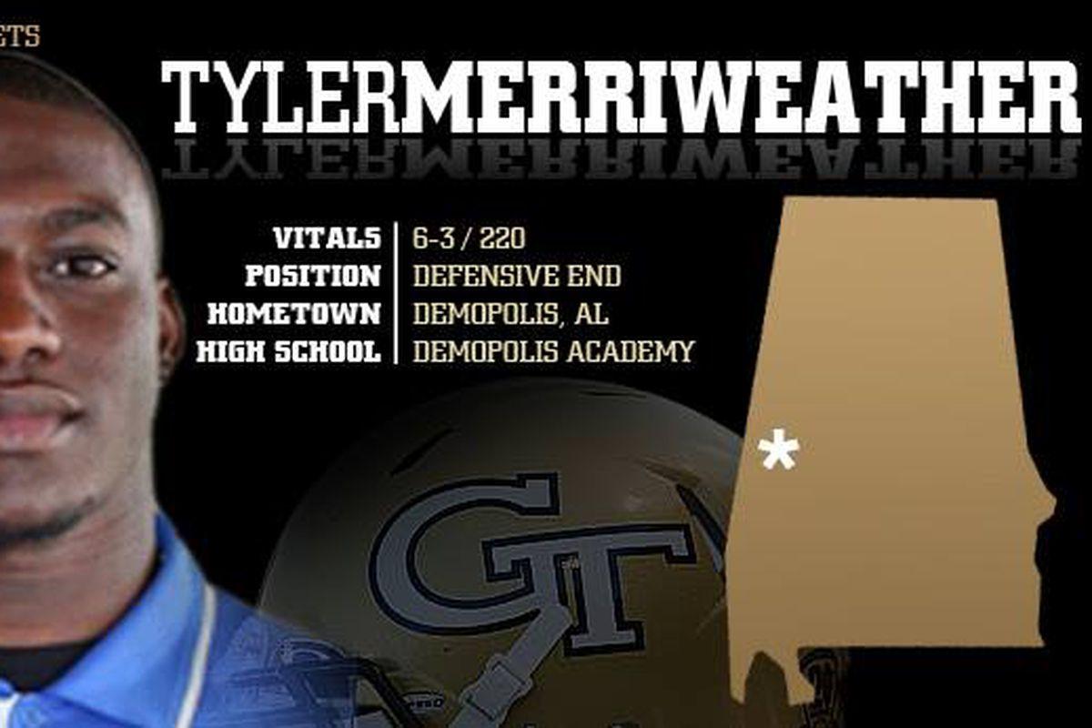 Georgia Tech Yellow Jackets Recruiting: Meet Tyler ...