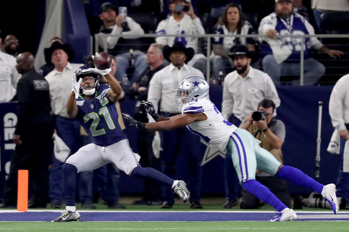 Which exclusive rights free agentsl the Seahawks tender for 2019
