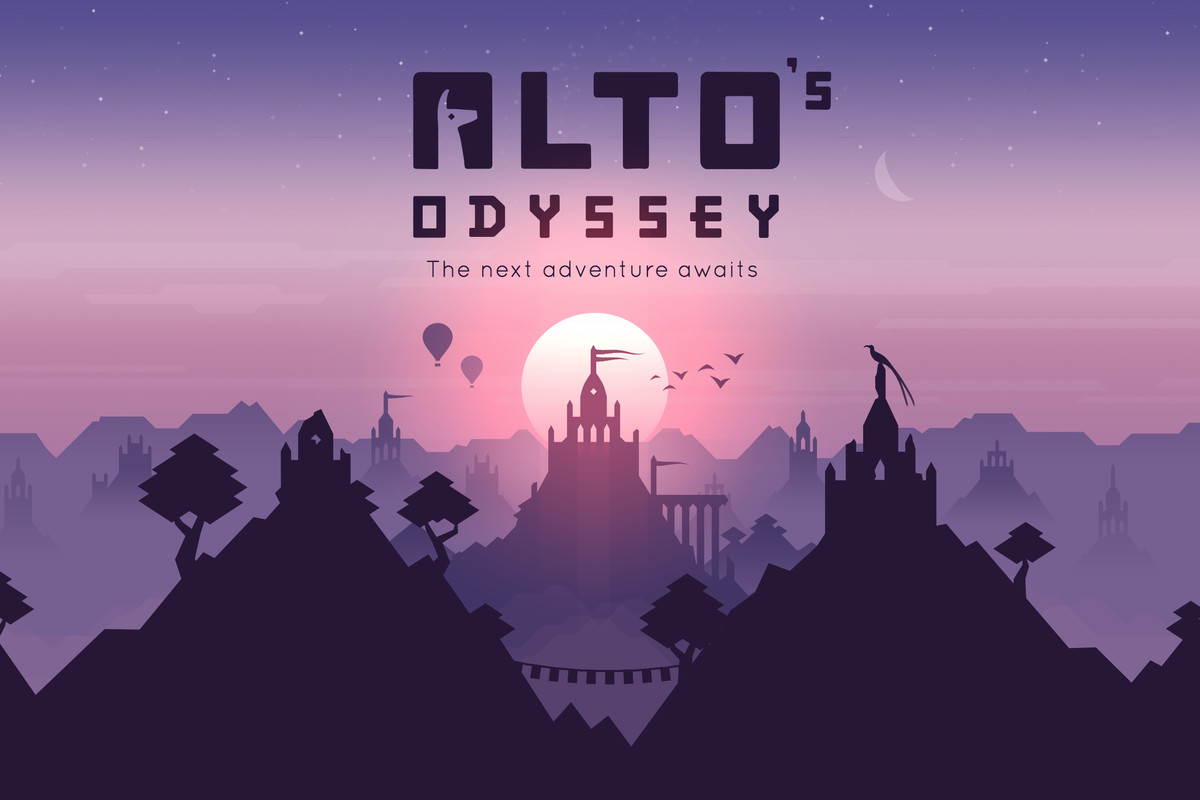 It looks like hit mobile game Alto's Adventure is getting a sequel: the  mobile game's developer Built by Snowman announced follow-up Alto's Odyssey  today, ...