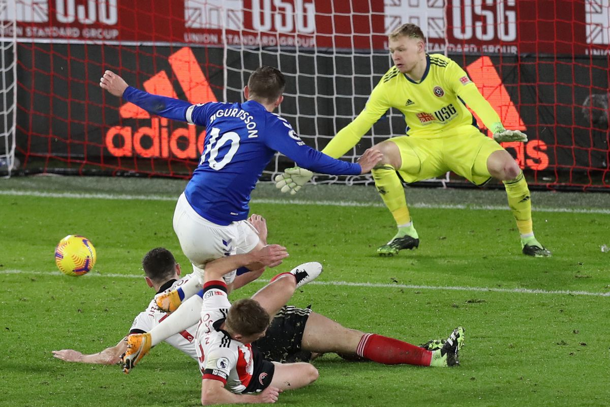 Sheffield United 0-1 Everton instant reaction - Four in a row - Royal Blue  Mersey