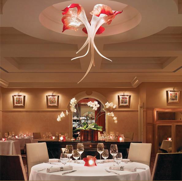 The dining room at Taj Campton Place