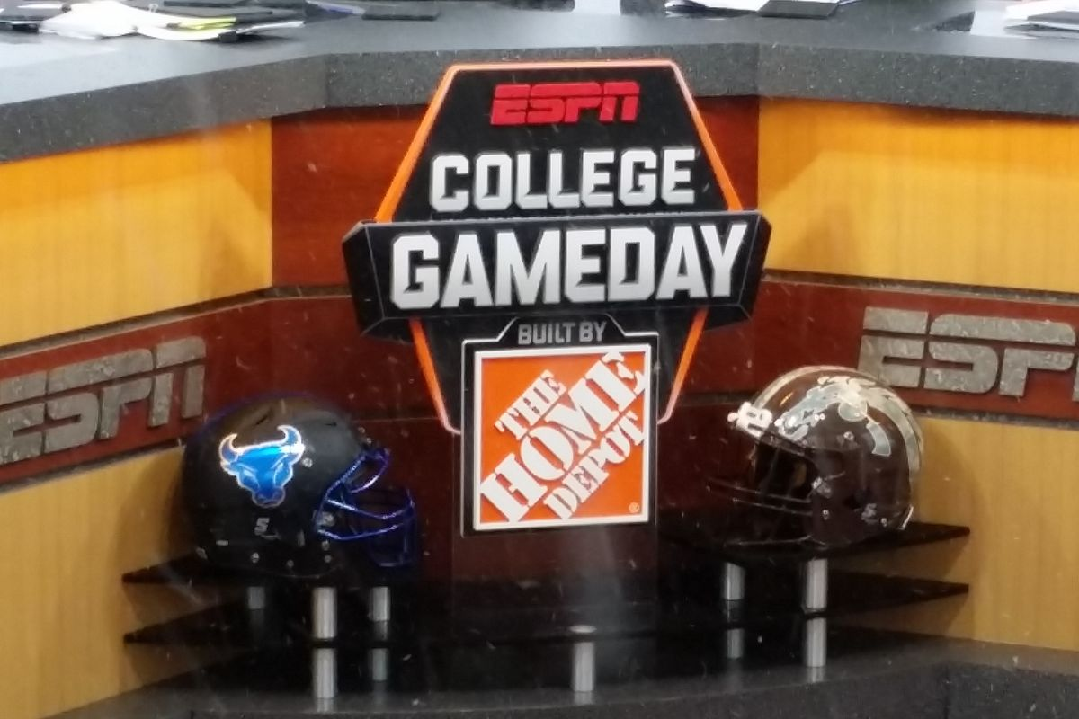 What if College GameDay visited a MAC game every week?