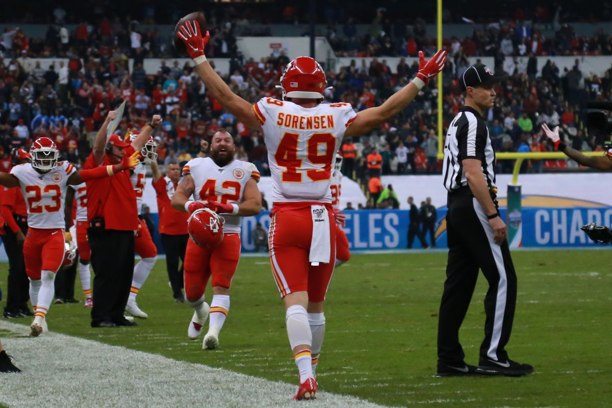 NFL playoff picture Exploring the Chiefs' chances