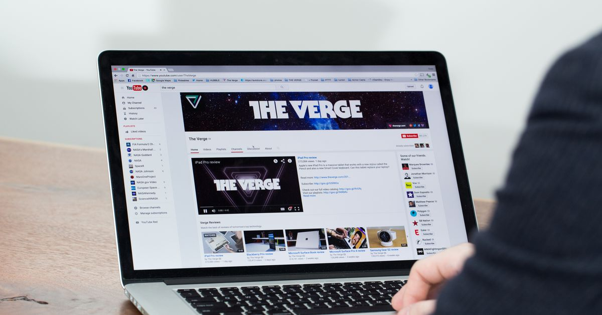 Youtube Tightens Rules Around What Channels Can Be Monetized The Verge