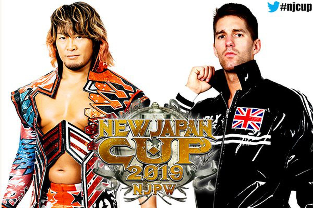 Image result for sabre vs tanahashi new japan cup