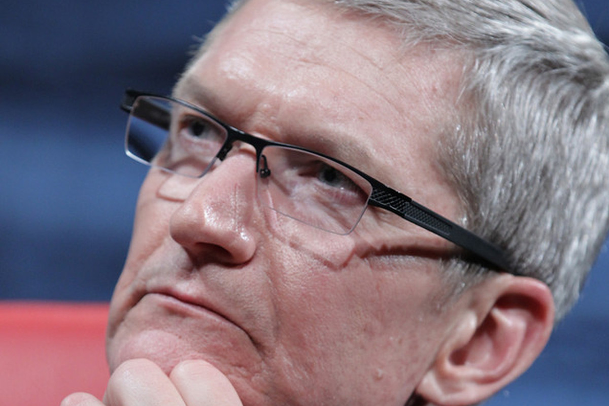 It's Tim Cook's Apple Now