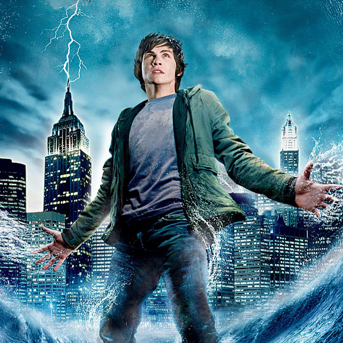 Percy Jackson gets a Disney Plus show backed by creator Rick ...
